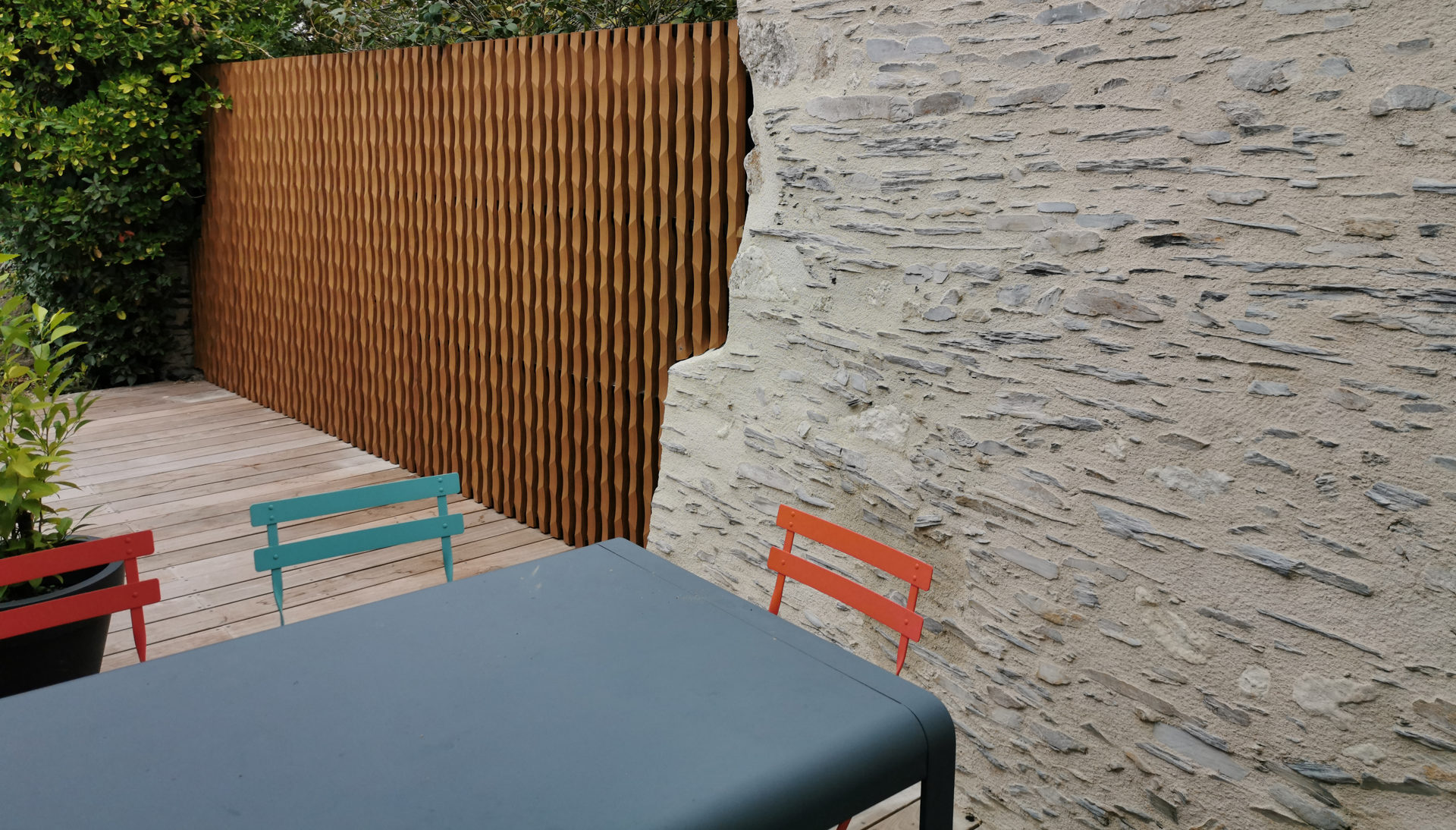 terrasse angers Potag'Home